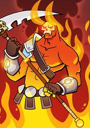 Scythe Demon B