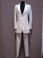 Lennon's white suit