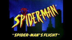 SPIDER-MAN'S FLIGHT - AUDIO PROMO 6