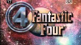 Fantastic Four Intro 1