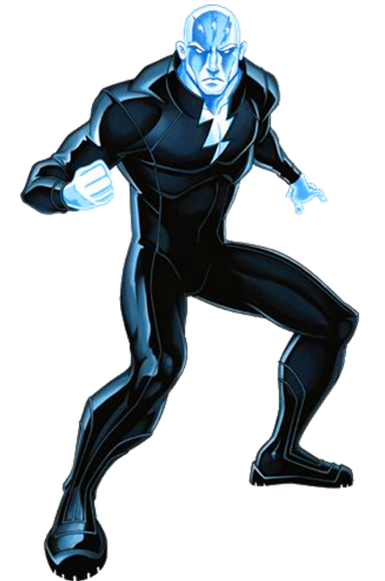Electro (Ultimate Spider-Man) | Spiderman animated Wikia ...