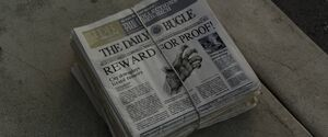 The Daily Bugle (The Amazing Spider-Man film)