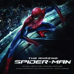 Theamazingspidermanscore