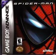 Spider-Man GBA