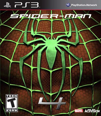 File:Spider-Man 4 PS3.jpg