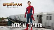 FIRST OFFICIAL Trailer for Spider-Man Homecoming