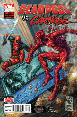 Deadpool vs. Carnage Vol. 1 -2