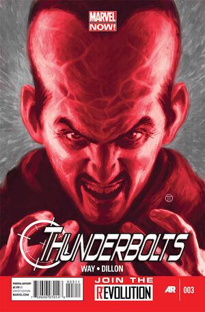 Thunderbolts Vol. 2 -3
