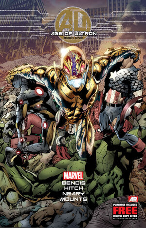 Age of Ultron Vol. 1 -1