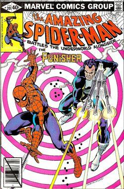 Amazing Spider-Man Vol 1 201 Crossed UPC