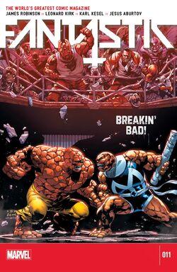 Fantastic Four Vol. 5 -11