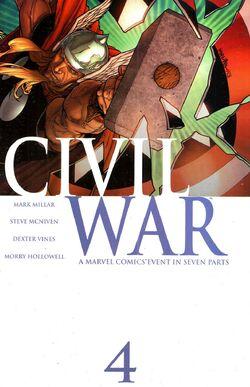 Civil War Vol 1 4