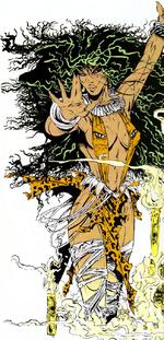 Calypso's original appearance