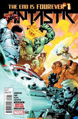 Fantastic Four Vol. 1 -642