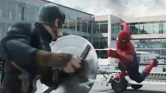 Marvel Civil War Epic Fan Trailer