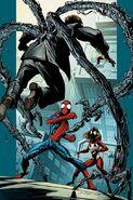 Doctor Octopus vs Spider-Man & Spider-Woman