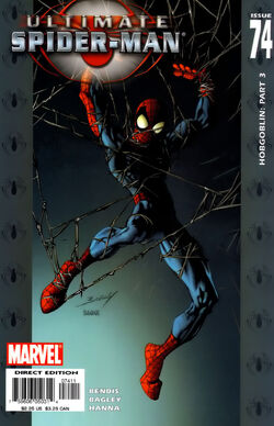 Ultimate Spider-Man Vol 1 74