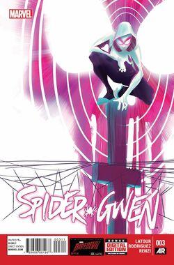 Spider-Gwen Vol. 1 -3