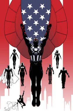 Captain America and the Mighty Avengers Vol. 1 -1