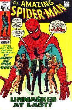 Amazing Spider-Man Vol 1 87