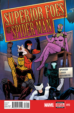 Superior Foes of Spider-Man Vol. 1 -15