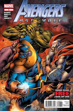 Avengers Assemble Vol. 2 -8