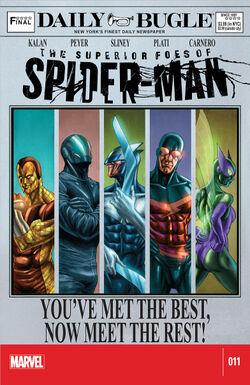 Superior Foes of Spider-Man Vol. 1 -11