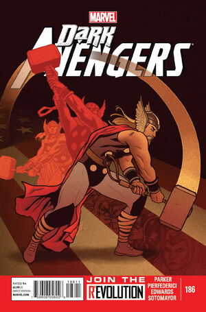 Dark Avengers Vol. 1 -186