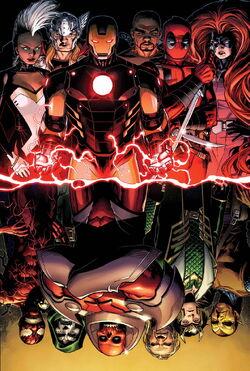 Avengers & X-Men AXIS Vol. 1 -5