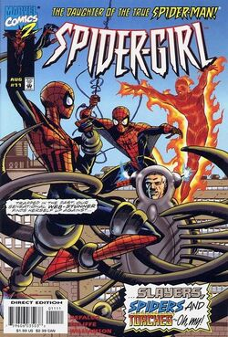 Spider-Girl Vol 1 11