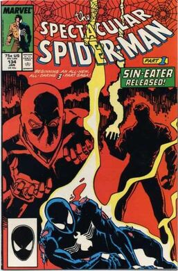The Spectacular Spider-Man Vol 1 134