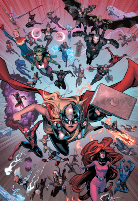 Earth-616 All-New, All-Different