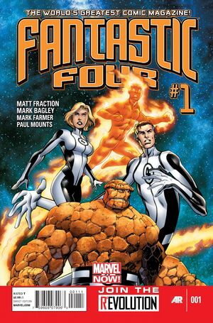 Fantastic Four Vol. 4 -1