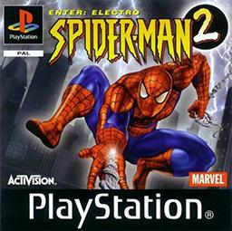 Spider-Man 2 - Enter Electro Coverart