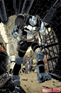 The Punisher as Franken-Castle