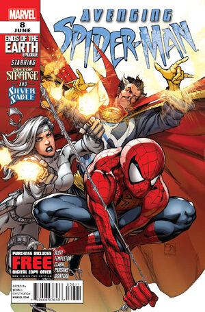 Avenging Spider-Man Vol. 1 -8