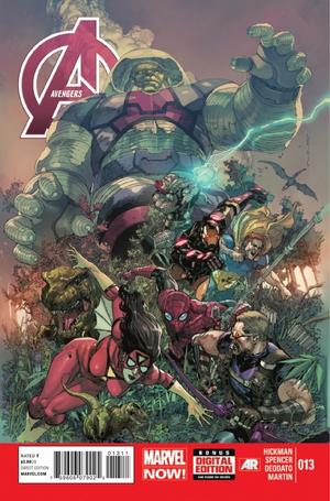 Avengers Vol. 5 -13