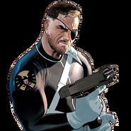 Nick Fury, Sr. (Earth-616)