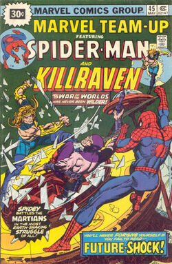 Marvel Team-Up Killraven