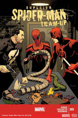 Superior Spider-Man Team-Up Vol. 1 -9