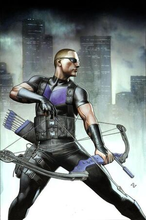 Clint Barton (Earth-616)