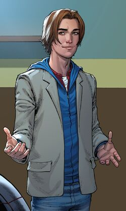 Peter Parker (Earth-1610) in Miles Morales Ultimate Spider-Man