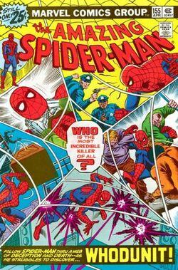 Amazing Spider-Man Vol 1 155