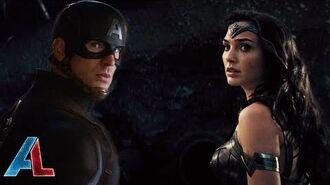 Avengers v Justice League Alliance Teaser (FAN-Trailer)