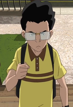Alex O'Hirn (Earth-12041) from Ultimate Spider-Man Season 2 Episode 3 001