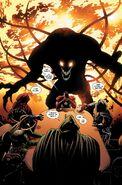 Norman Osborn's uses the Void to threaten the Dark Illuminati