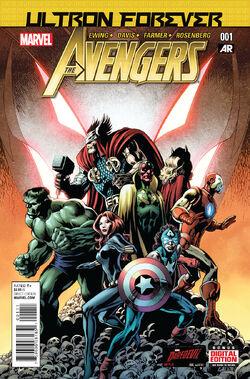 Avengers Ultron Forever Vol. 1 -1