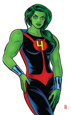 Marvel NOW! She-Hulk