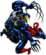 Spider-Man (Ben Reilly) vs Venom