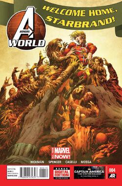 Avengers World Vol. 1 -4